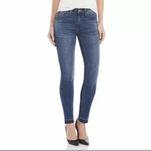 Kenneth Cole New York Women's Jess Skinny Mid-Rise